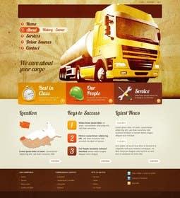 Nro 18 kilpailuun Transportation Website Design käyttäjältä Nihadricci