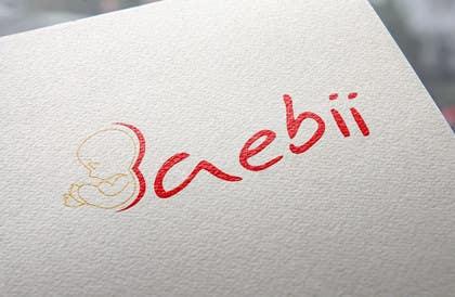#46 for Design a Baby Logo for www.baebii.com af shanzaedesigns