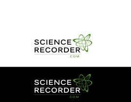 #109 untuk Design a Logo for ScienceRecorder.com oleh nazrulislam277