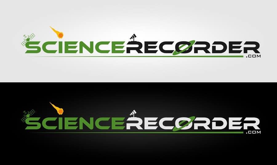 Bài tham dự cuộc thi #31 cho Design a Logo for ScienceRecorder.com