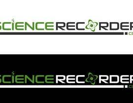 #18 untuk Design a Logo for ScienceRecorder.com oleh KillerPom