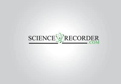 #72 for Design a Logo for ScienceRecorder.com af kalilinux71
