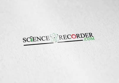 #78 untuk Design a Logo for ScienceRecorder.com oleh kalilinux71