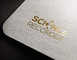 #122 untuk Design a Logo for ScienceRecorder.com oleh mamunfaruk