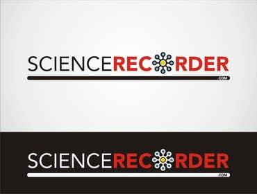 #26 untuk Design a Logo for ScienceRecorder.com oleh gorantomic