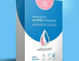 #24 untuk Create Print and Packaging Designs for breastmilk alcohol test oleh LuisEduarte