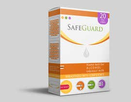 #16 untuk Create Print and Packaging Designs for breastmilk alcohol test oleh majidmaqbool7