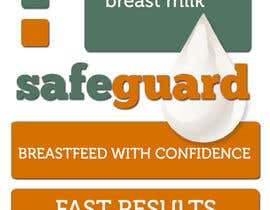 #5 untuk Create Print and Packaging Designs for breastmilk alcohol test oleh tazsaragi
