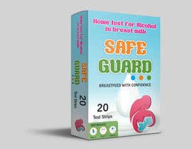 #15 cho Create Print and Packaging Designs for breastmilk alcohol test bởi igraphicdesigner