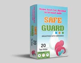 Nro 15 kilpailuun Create Print and Packaging Designs for breastmilk alcohol test käyttäjältä igraphicdesigner