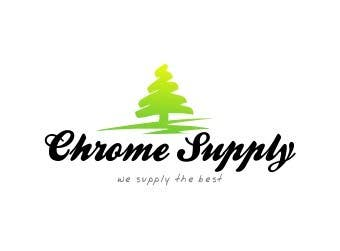 Proposition n°19 du concours Design a Logo for Chrome Supply
