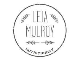 "ricardosanz38 tarafından Design a Logo for ""Leia Mulroy Nutritionist"" için no 27"