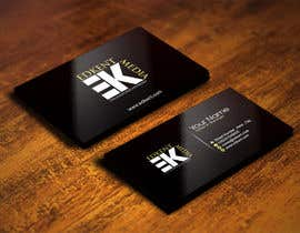 #78 cho Design/Redesign A Business Card bởi IllusionG
