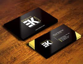#79 cho Design/Redesign A Business Card bởi IllusionG
