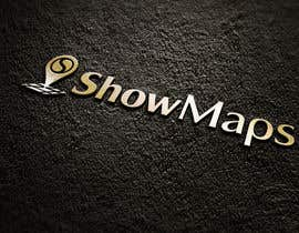 #86 cho Design a Logo for Showmaps bởi eddesignswork
