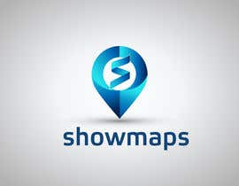 #85 for Design a Logo for Showmaps by jaiko