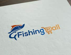 #42 para Design eines Logos for a fishing store por Asifrbraj