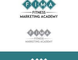 #19 untuk Design a Logo for FIMA (Fitness Marketing Academy) oleh Asifrbraj