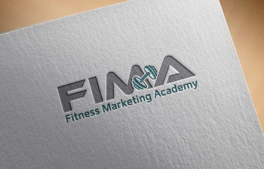Penyertaan Peraduan #62 untuk Design a Logo for FIMA (Fitness Marketing Academy)