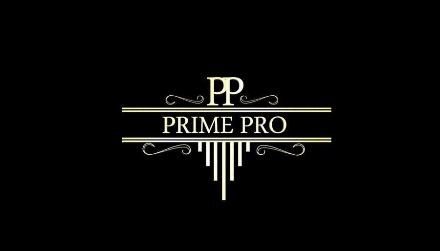 "Kilpailutyö #18 kilpailussa Design a Logo for ""Prime Pro"""