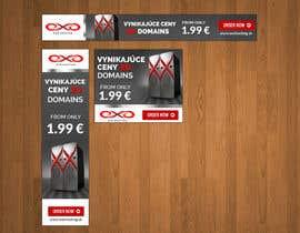 Nro 24 kilpailuun Static banner käyttäjältä miekee09
