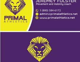 Debabrata09 tarafından Design a business card with my logo and colours için no 36