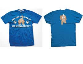 #28 for Design a T-Shirt for animal rescue af WendyRV