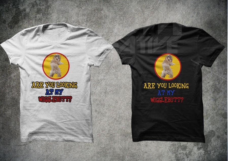 Konkurrenceindlæg #4 for Design a T-Shirt for animal rescue