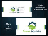 Contest Entry #61 for Develop a Corporate Identity for Denovo Industries