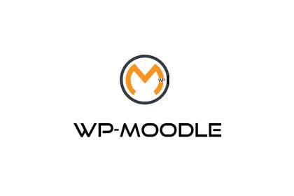 #75 untuk Design a Logo for wp-moodle oleh Anatoliyaaa