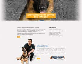 #5 cho Build a Website for Service Dog Training Website bởi tania06