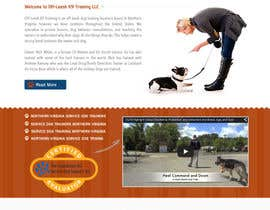 #7 for Build a Website for Service Dog Training Website af websoft07
