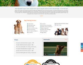 suryabeniwal tarafından Build a Website for Service Dog Training Website için no 12