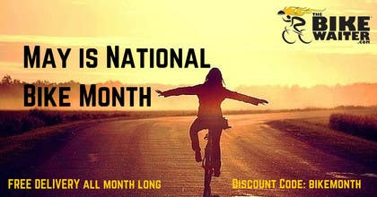 #27 cho Design a Facebook Ad For National Bike Month bởi brunusmfm