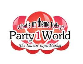 #24 for Party1World needs a CORPORATE Identity LOGO. by sandanimendis
