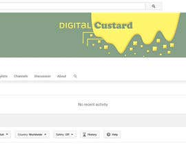 #8 untuk Design an identity and logo for YouTube Channel oleh ysfworks
