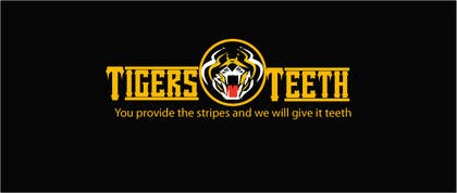 "#7 cho Design a Logo for ""TigersTeeth.com"" bởi creativeartist06"