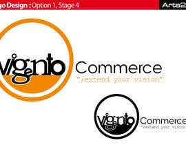 #271 para Logo Design for Vigentocommerce de Arts2Art