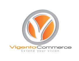 #465 para Logo Design for Vigentocommerce de saledj2010