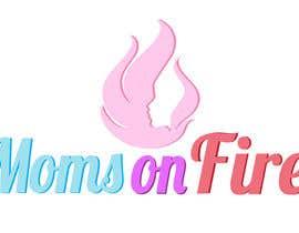 Nro 46 kilpailuun Design a Logo for Moms On Fire käyttäjältä ciprilisticus