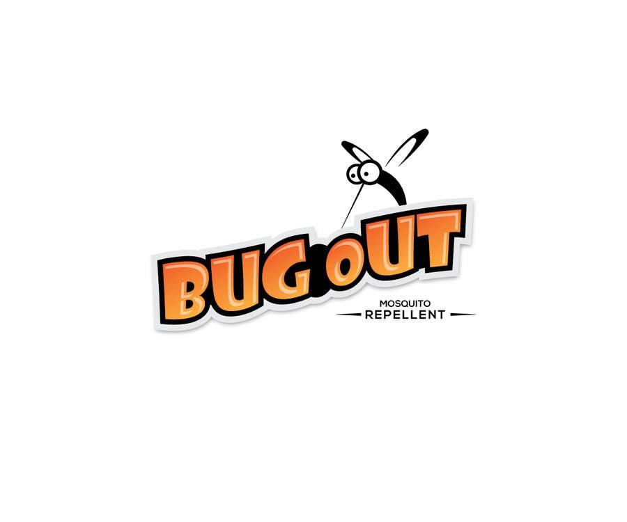 Penyertaan Peraduan #8 untuk Design a Logo for a Mosquito Repellent