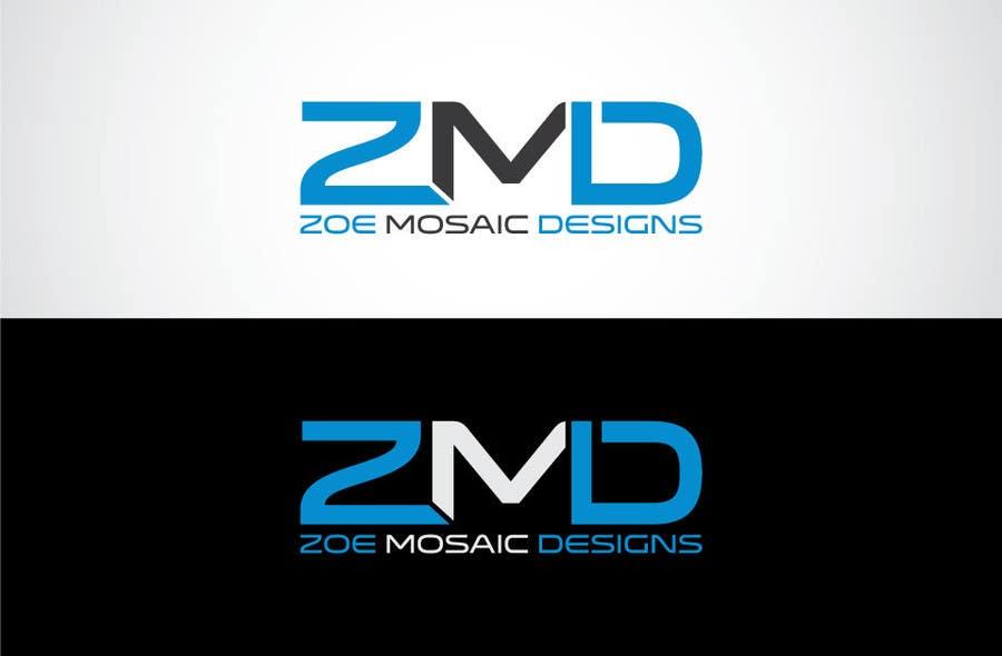 Bài tham dự cuộc thi #15 cho Design a Logo for ZMD Zoe Mosaic Designs LLC