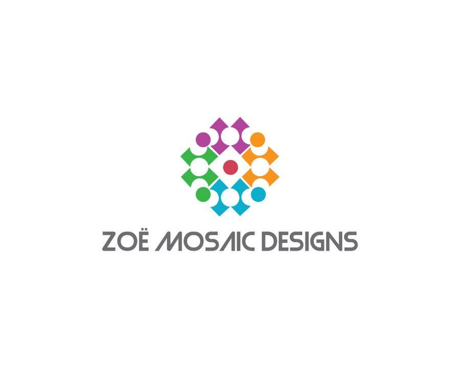Bài tham dự cuộc thi #24 cho Design a Logo for ZMD Zoe Mosaic Designs LLC