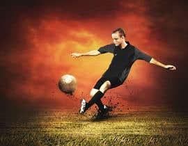 #56 for photoshop soccer picture af manojrock3110c
