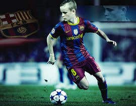 #78 for photoshop soccer picture by melhosary86
