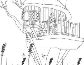 #2 for A Coloring Book of Tree Houses af squash0881