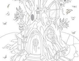 #6 for A Coloring Book of Tree Houses af squash0881