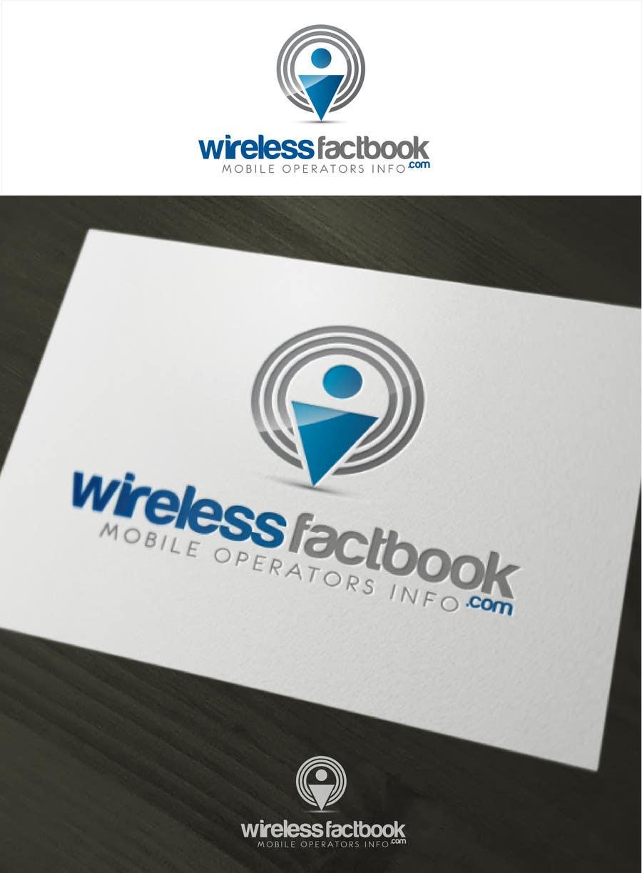 Kilpailutyö #20 kilpailussa Wirelessfactbook.com