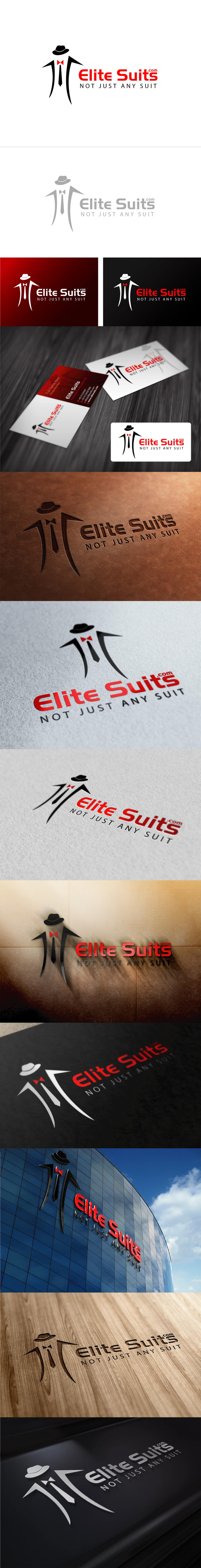 #139 for Design a Logo for an online suit store by ideaz13