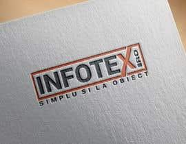 Nro 14 kilpailuun Design a Logo for new info portal INFOTEX.ro käyttäjältä MridhaRupok